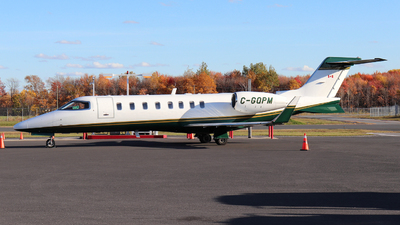 C-GQPM - Bombardier Learjet 45 - Aviation CMP