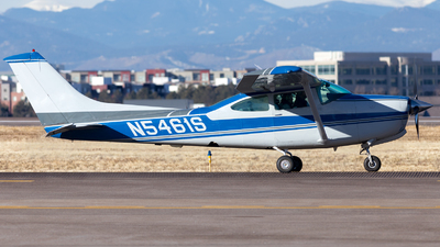 N5461S - Cessna TR182 Turbo Skylane RG - Private