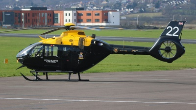 ZM522 - Airbus Helicopters H135M Juno HT.1 - United Kingdom - Defence Helicopter Flying School