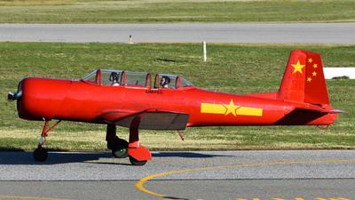 VH-NNY - Nanchang CJ-6A - Perth Warbirds