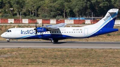 A picture of VTIYF - ATR 72600 - IndiGo - © Rohan Paliwal