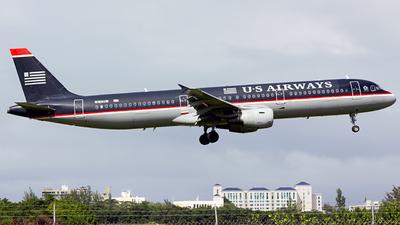 N189UW - Airbus A321-211 - US Airways