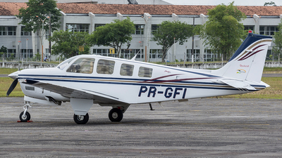 PR-GFI - Beechcraft A36 Bonanza - Private
