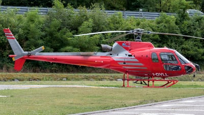 I-DYLL - Eurocopter AS 350B3 Ecureuil - Elifriulia