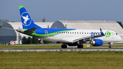VP-BZJ - Embraer 190-100IGW - Ikar