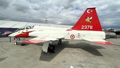 62-3711 - Northrop T-38M Talon - Turkey - Air Force