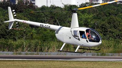 PR-CCK - Robinson R44 Raven II - Private