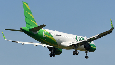 A picture of PKGLY - Airbus A320214 - Citilink - © Cahyadi H Prabowo