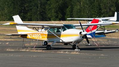 A picture of N7489Q - Cessna 182P Skylane - [18261129] - © SpotterPowwwiii