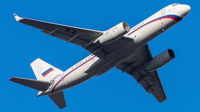 A picture of RA64058 - Tupolev Tu204300 -  - © Aleksandr Alekhichev