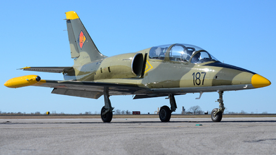 N187D - Aero L-39ZO Albatros - Private