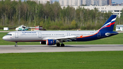 A picture of VPBOC - Airbus A321211 - Aeroflot - © Ivan Goreza