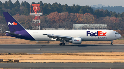 N101FE - Boeing 767-32SF(ER) - FedEx