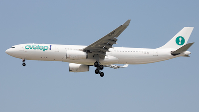 9V-STT - Airbus A330-343 - Evelop Airlines