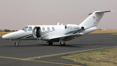 PT-XAC - Cessna 525 CitationJet 1 - Private