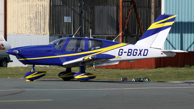 G-BGXD - Socata TB-10 Tobago - Private