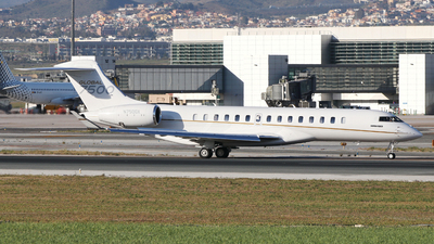 N750GX - Bombardier BD-700-2A12 Global 7500  - Bombardier Aerospace