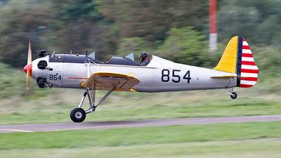 G-BTBH - Ryan ST-3KR - Private