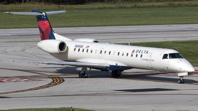 N269SK - Embraer ERJ-145LR - Delta Connection (Shuttle America)