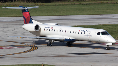 A picture of N269SK - Embraer ERJ145LR - [145293] - © Felipe Garcia