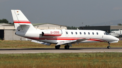 D-CEIS - Cessna 680 Citation Sovereign - Private
