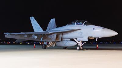 166847 - Boeing F/A-18F Super Hornet - United States - US Navy (USN)