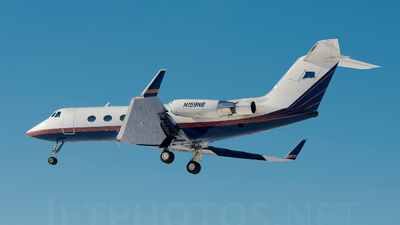 N159NB - Gulfstream G-IIB - Private