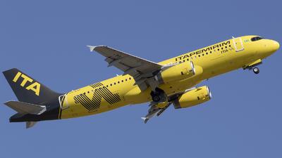PS-AAF - Airbus A320-232 - ITA Transportes Aereos