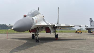TS-3001 - Sukhoi Su-30MK2 - Indonesia - Air Force