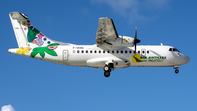 F-OIXE - ATR 42-500 - Air Antilles Express
