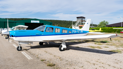 PH-VTW - Piper PA-32R-301T Turbo Saratoga SP - Private