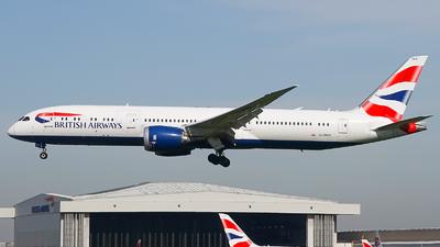 G-ZBKF - Boeing 787-9 Dreamliner - British Airways