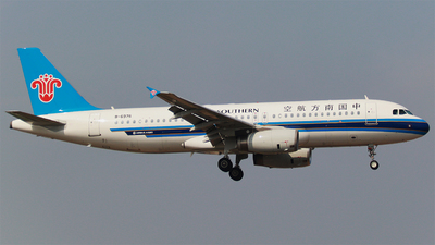 B-6976 - Airbus A320-232 - China Southern Airlines