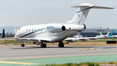 N300NJ - Bombardier BD-100-1A10 Challenger 300 - SilverAir