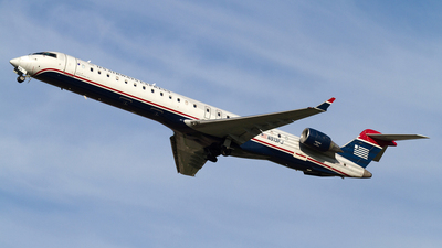 N913FJ - Bombardier CRJ-900ER - US Airways Express (Mesa Airlines)