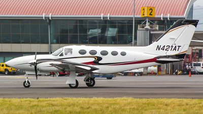 N421AT - Cessna 421C Golden Eagle - Private