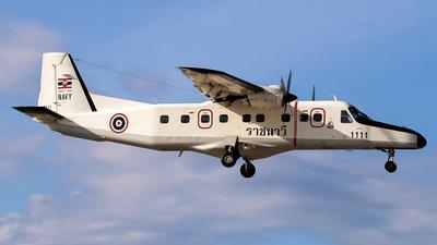 1111 - Dornier Do-228-212 - Thailand - Royal Thai Navy