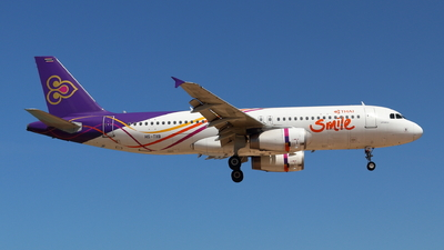 HS-TXB - Airbus A320-232 - Thai Smile