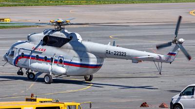 RA-22323 - Mil Mi-8MTV-1 Hip - Rossiya - Special Flight Squadron