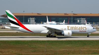 A6-EFI - Boeing 777-F1H - Emirates SkyCargo