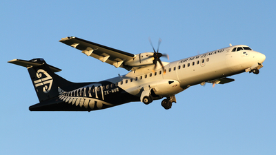 ZK-MVR - ATR 72-212A(600) - Air New Zealand Link (Mount Cook Airline)
