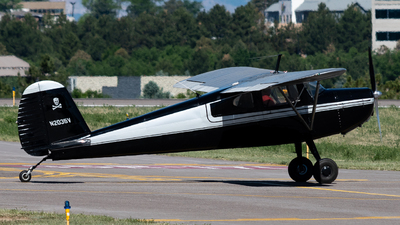 N2035V - Cessna 140 - Private