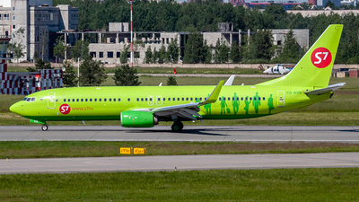 VQ-BVK - Boeing 737-8GJ - S7 Airlines