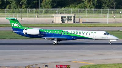 N971DC - Embraer ERJ-145LR - Denver Air Connection
