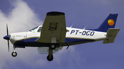 PT-OCO - Piper PA-28R-201 Arrow - Aero Club - Eldorado do Sul