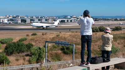 LPPT - Airport - Spotting Location