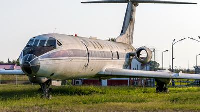RA-65939 - Tupolev Tu-134AK - Chernomor Avia