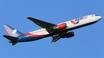 VQ-BSY - Boeing 767-306(ER) - Azur Air