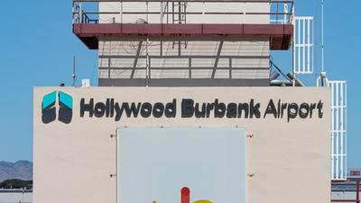 KBUR - Airport - Control Tower