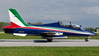 MM54475 - Aermacchi MB-339PAN - Italy - Air Force